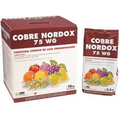 COBRE NORDOX 75 ecológico -Oxido cuproso 75%-