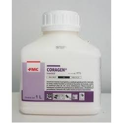 CORAGEN 20 SC Rynaxypyr®(clorantraniliprol) 20% p/v