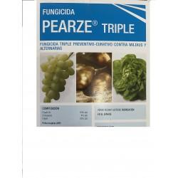 PEARZE TRIPLE (SOBRES DE 40 GR)-Fosetil-Al 50% p/p (500 g/kg), Cimoxanilo 4% p/p (40 g/kg), Folpet 25% p/p (250 g/kg)