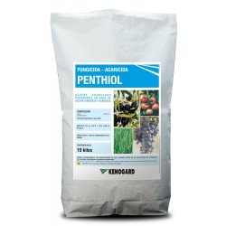 PENTHIOL (10 KG) -Azufre 80% p/p (800 g/kg)  Granulado dispersable en agua (WG)