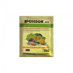 SPONSOR MZ (30 gr) -Metalaxil 8% p/p (80 gr./kg), Mancozeb 64% p/p