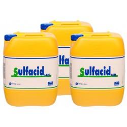 SULFACID LCN (30 KG) - COMPLEJO LCN + NITRÓGENO 15% + AZUFRE 41%