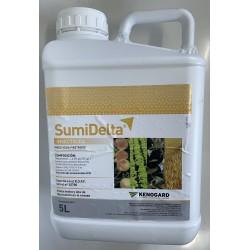 SUMIDELTA -Deltametrina 2,5 p/v (25 g/L)-