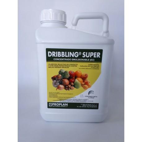 Dribbling S